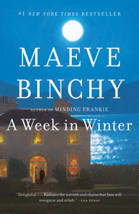 A Week in Winter Book Cover