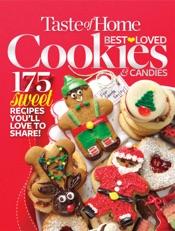 Taste of Home Best Loved Cookies & Candies