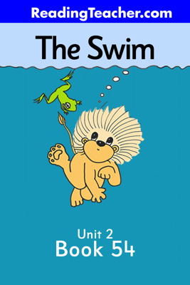 The Swim - Francis Morgan & Josephine Lai book