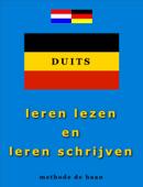 Duits leren lezen en leren schrijven