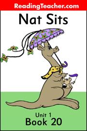 Nat Sits book