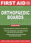 First Aid For The Orthopaedic Boards Second Edition