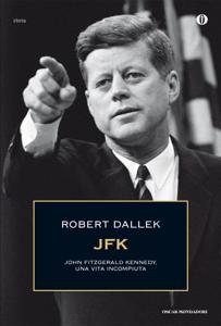 JFK Copertina del libro