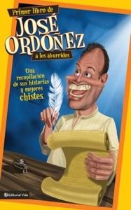 Primer libro de José Ordóñez a los aburridos Book Cover