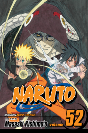 Naruto, Vol. 52