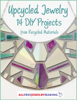 Prime Publishing - Upcycled Jewelry: 14 DIY Projects from Recycled Materials grafismos