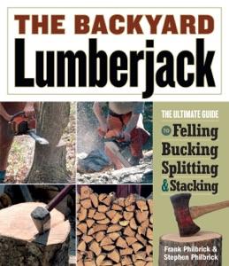 The Backyard Lumberjack Book Cover