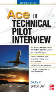 Ace The Technical Pilot Interview 2/E Libro Cover