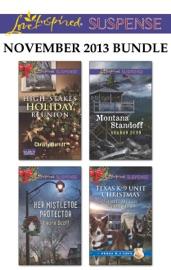 Love Inspired Suspense November 2013 Bundle PDF Download