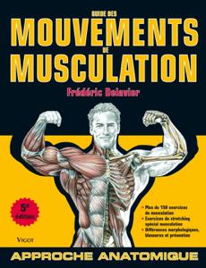 Guide des mouvements de musculation Couverture de livre