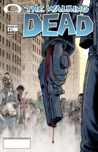 The Walking Dead #4 Book Cover