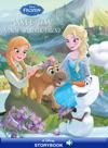 Frozen  Anna  Elsa A New Reindeer Friend