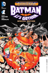 Halloween Comic Fest 2013 - Batman: Li'L Gotham: Special Edition #1