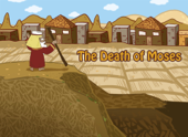 The Story of the Death of Moses