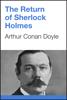 Arthur Conan Doyle - The Return of Sherlock Holmes artwork