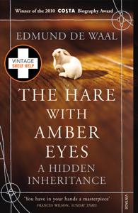 The Hare With Amber Eyes La couverture du livre martien