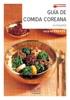 Guía De Comída Coreana