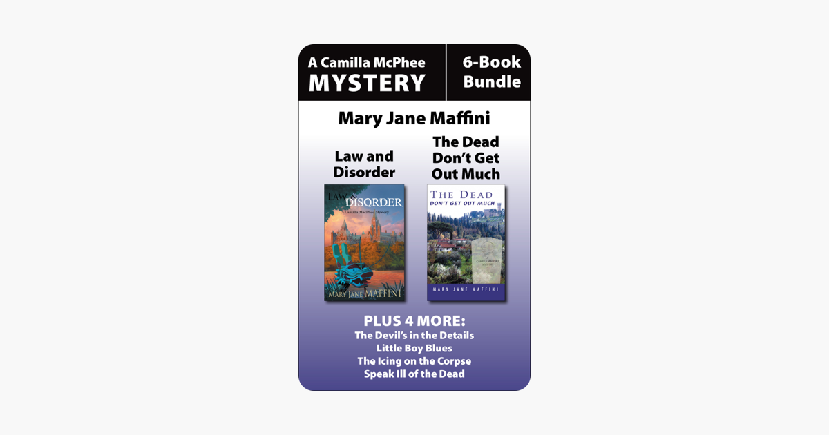 The Devils in the Details: A Camilla MacPhee Mystery