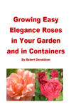 Growing Easy Elegance Roses in Your Garden and in Containers