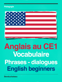 Anglais Au CE1 - English Beginners
