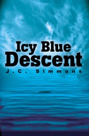 Icy Blue Descent