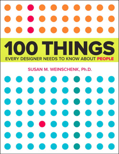 100 Things Every Designer Needs to Know About People La couverture du livre martien