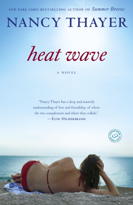 Heat Wave - Nancy Thayer book