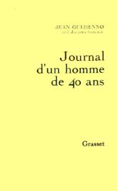 Journal d'un homme de 40 ans
