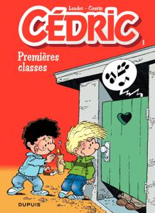 Cédric - 1 - Premières classes Couverture de livre