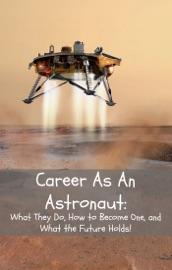 Career As An Astronaut