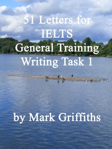51 Letters for IELTS General Training Writing Task 1 da Mark Griffiths
