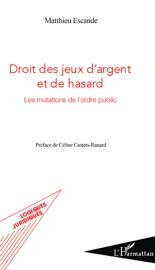 Droit Des Jeux D Argent Et De Hasard
