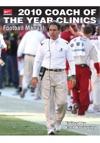 2010 Coach Of The Year Clinics Football Manual