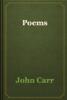 John Carr - Poems artwork