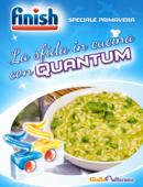 La sfida in cucina con Quantum – Speciale Primavera