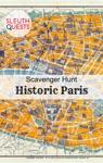 Scavenger Hunt  Historic Paris