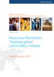 Resource Revolution: Tracking global commodity markets