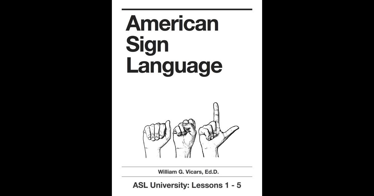 Sign Language top ten uni