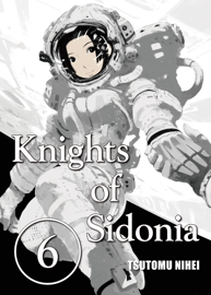Knights of Sidonia Volume 6