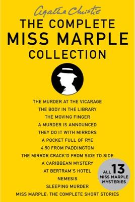 Image result for complete miss marple