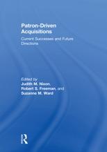 Patron-Driven Acquisitions