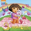 Dora Loves Boots Dora The Explorer