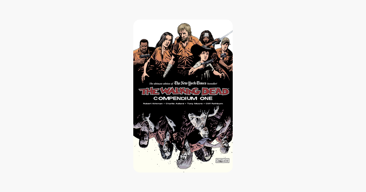 Walking Dead Compendium Ebook