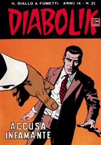 DIABOLIK (175) Libro Cover