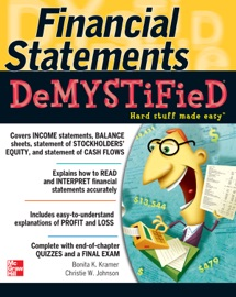 Financial Statements Demystified A Self Teaching Guide