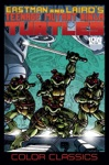 Teenage Mutant Ninja Turtles Color Classics 4