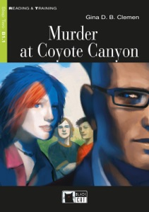 Murder at Coyote Canyon Book Cover
