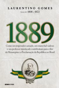 1889 Capa de livro