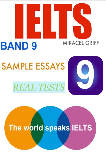Ielts Band  Sample Essays  Real Tests By Miracel Griff On Apple Books  High School Essay Topics also Othello Essay Thesis  Essay On How To Start A Business