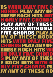 Play Any of These Rock Hits with Only 5 Chords